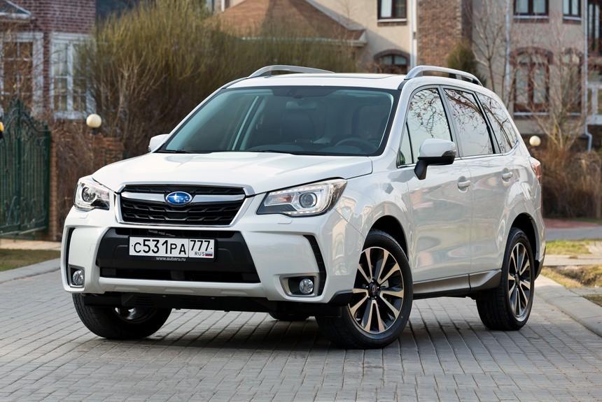 Эффект утильсбора: Subaru и другие поднимают цены