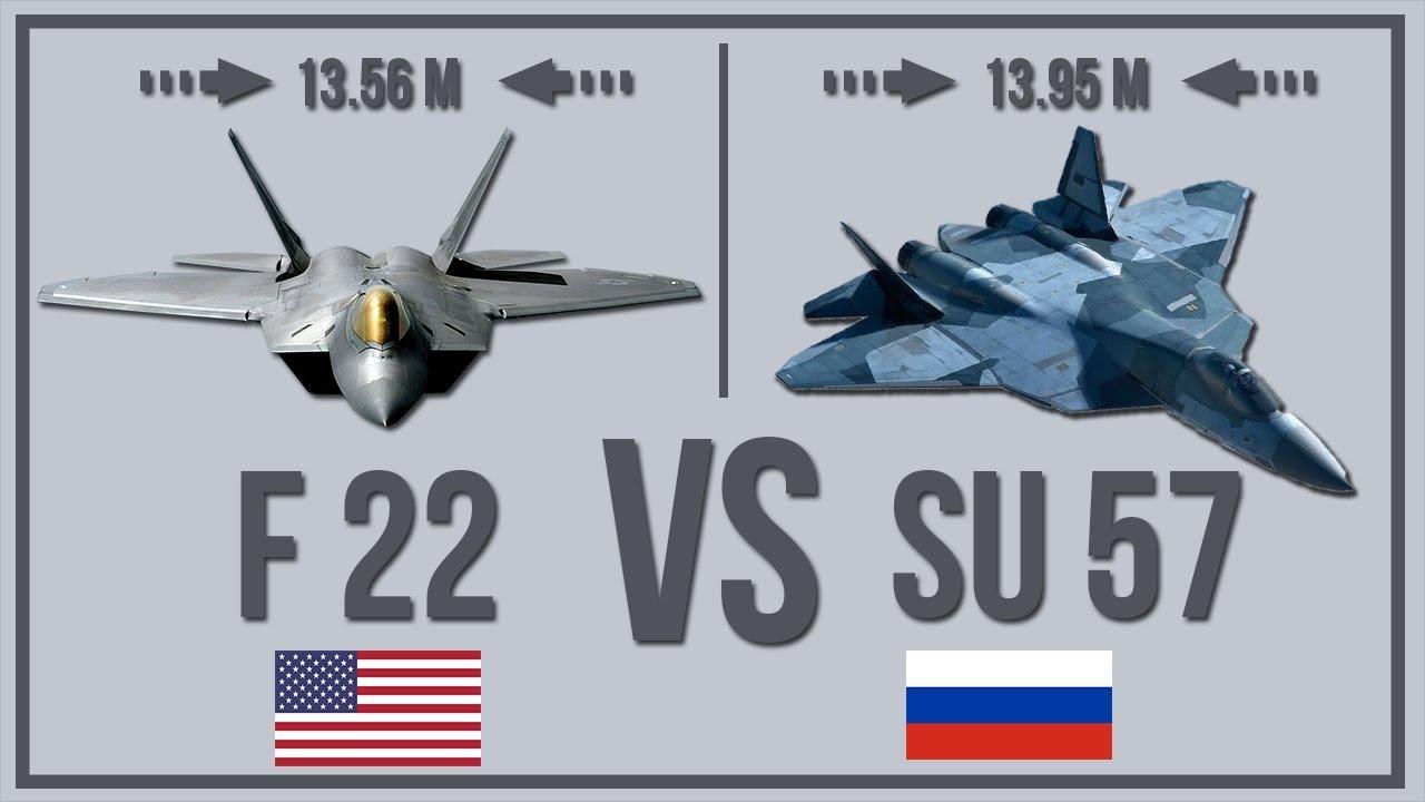 Эксперты National Interest оценили шансы Су-57 в воздушном бою с F-22