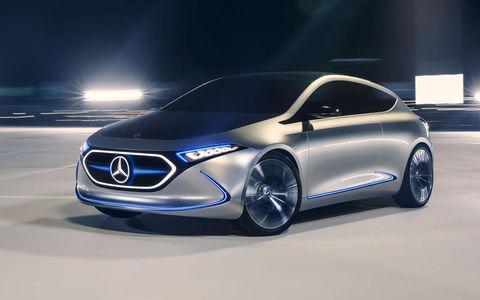 Mercedes-Benz научит автомобили избегать криминальных районов
