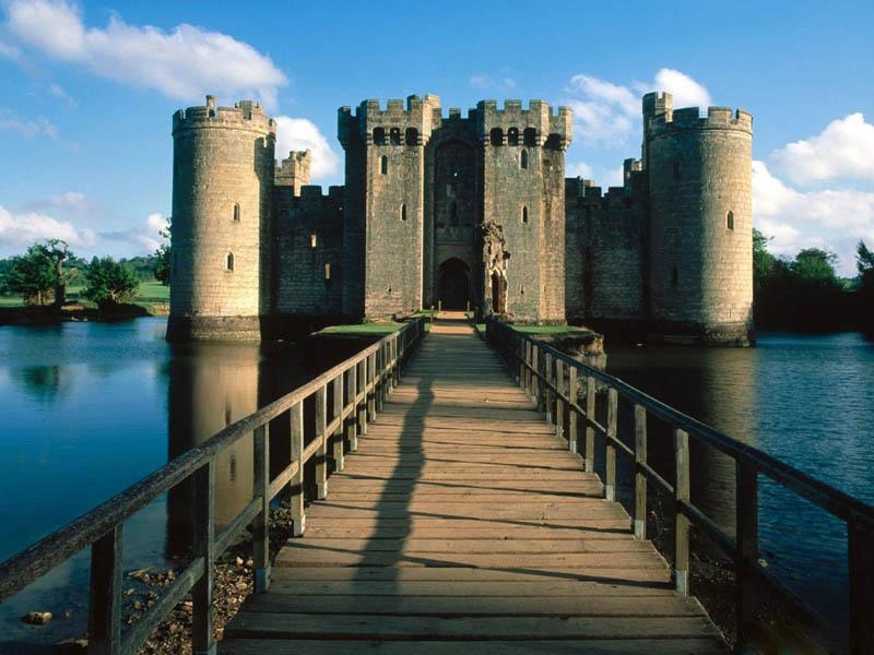 1162 Замки на воде или 20 самых красивых замковых рвов в мире