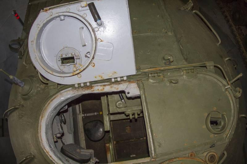 Рассказы об оружии. Танк ИС-3 снаружи и внутри