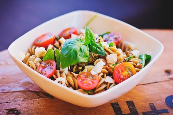 5 идей для салата с макаронами