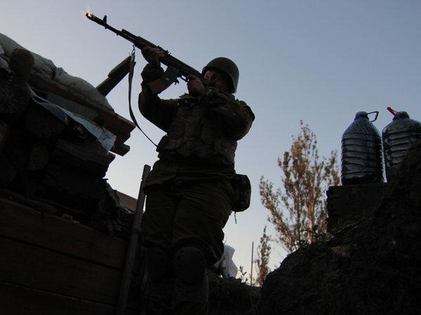 Грузинский снайпер-наемник на Донбассе случайно попал в себя