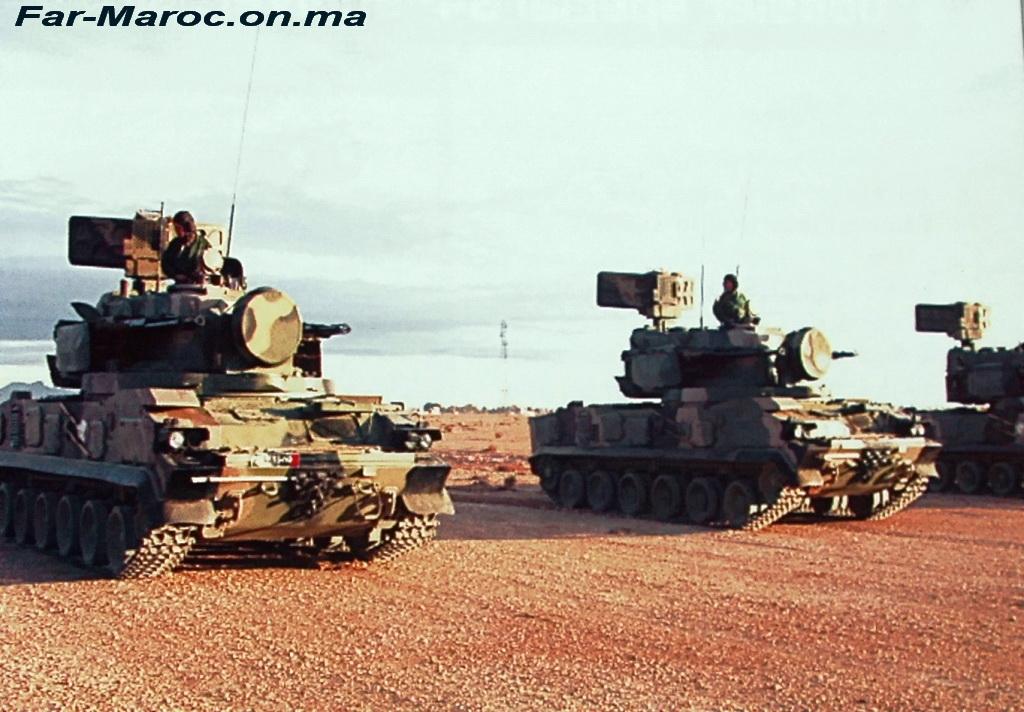 Марокко ведет переговоры о приобретении зенитной ракетной системы С-400