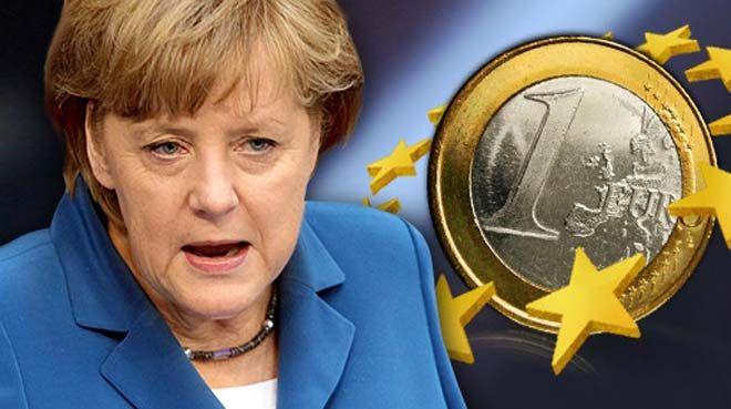 Отставка Меркель может поставить крест на валюте единой Европы