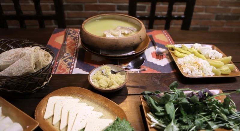армянский суп