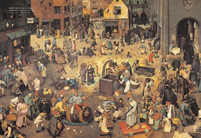 Как занимались сексом в средние века