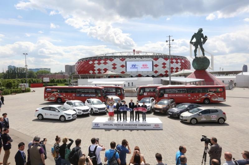 Футбол вместе с KIA Motors - еще круче