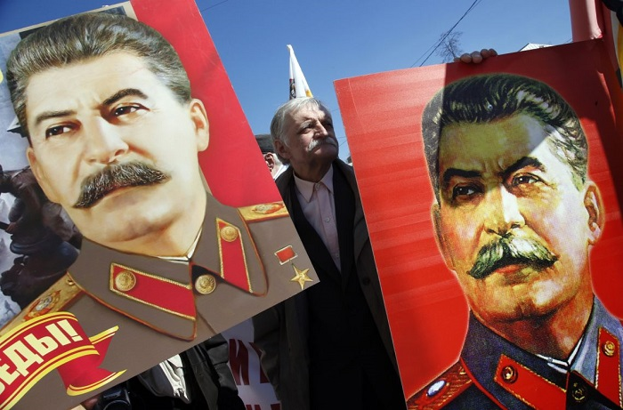 Социологические опросы показали, как изменилось отношение украинцев к Сталину