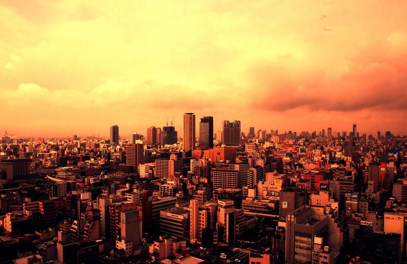 highrise16 25 городов мира с наибольшим числом высотных зданий