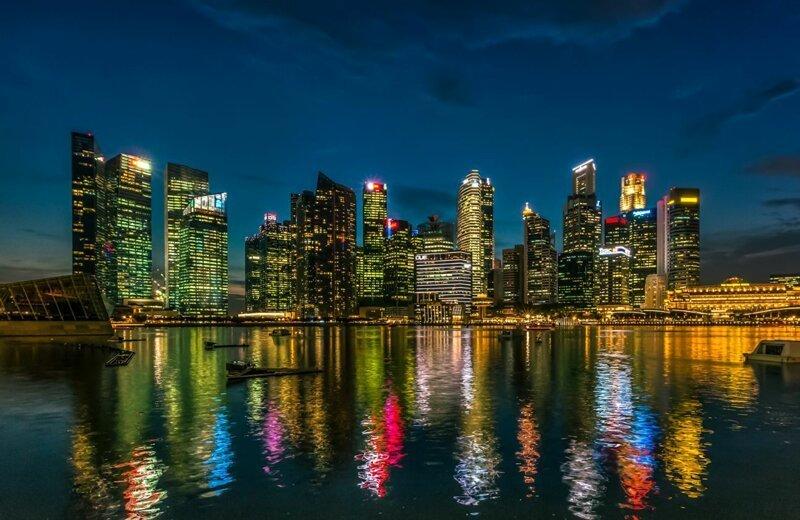 4. Сингапур порядок и чистота, путешествия, страны, факты