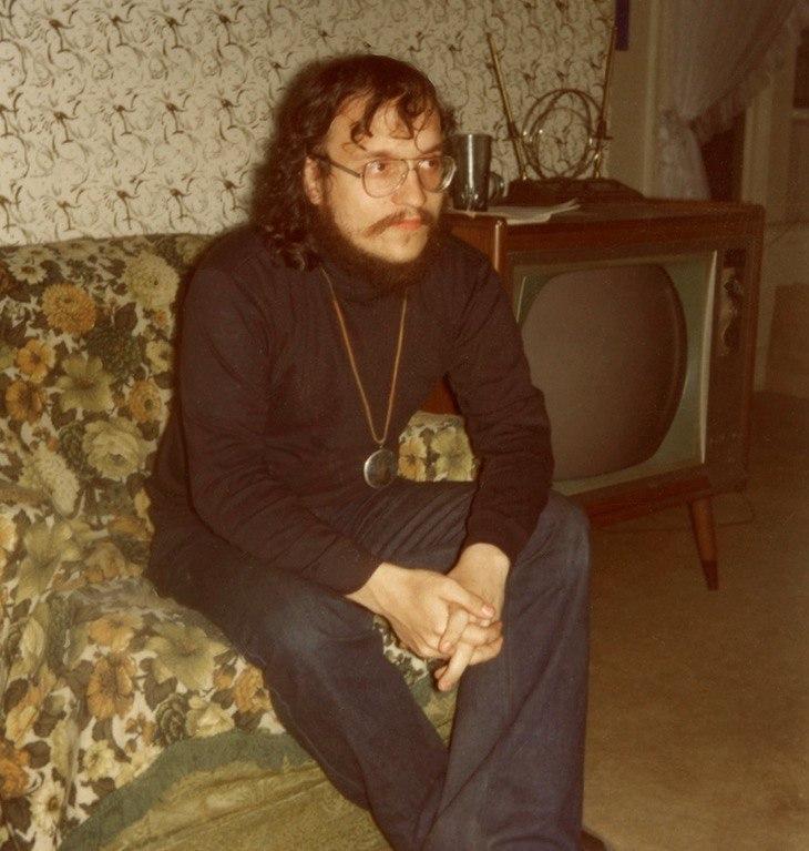 Джордж Мартин в 1976