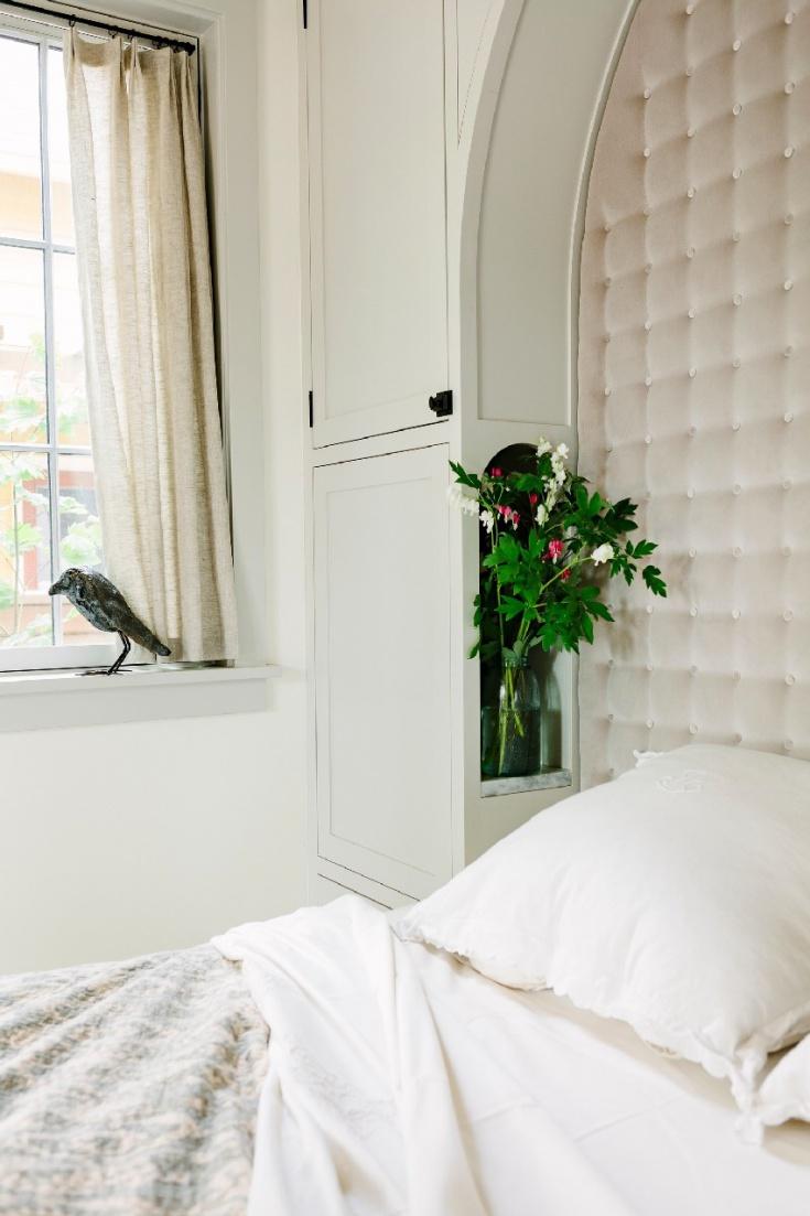 Встроенные спальни