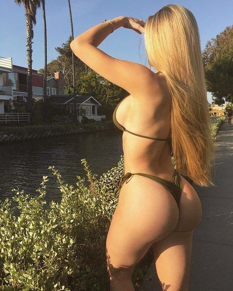 """Аманда Ли - самая популярная попа """"Инстаграма"""" в гостях у Михалыча.(фото+видео)"""