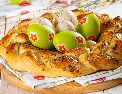 Выпечка к Пасхе: 10 изумительных рецептов