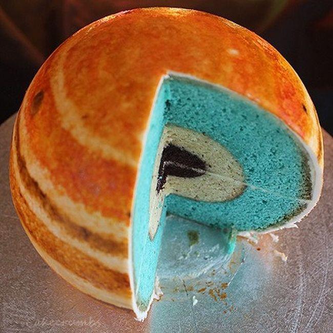 Эти 37 тортов — настоящие кулинарные шедевры торты, шедевры