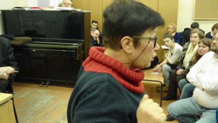 """Активистке """"Яблока"""" плеснули в лицо кислотой: она ослепла"""