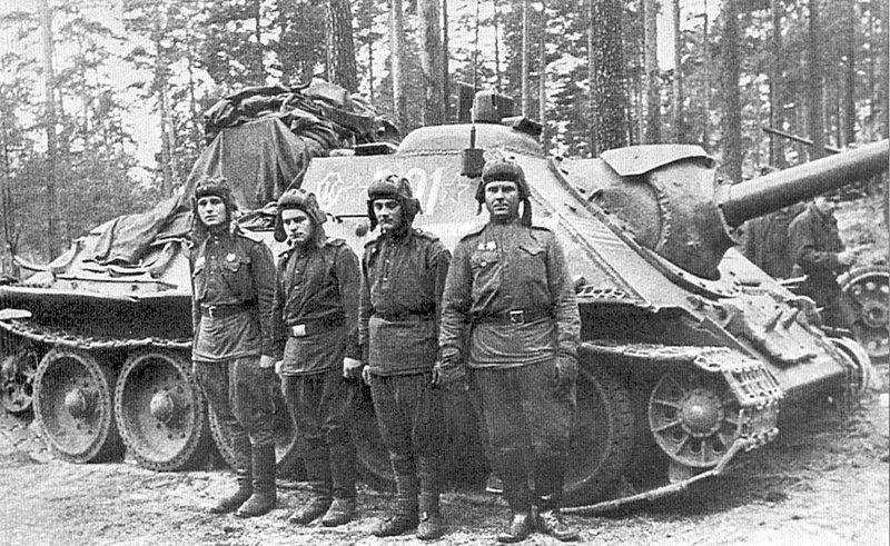 "Война ""самоходок"". Советские, немецкие, американские и прочие САУ"