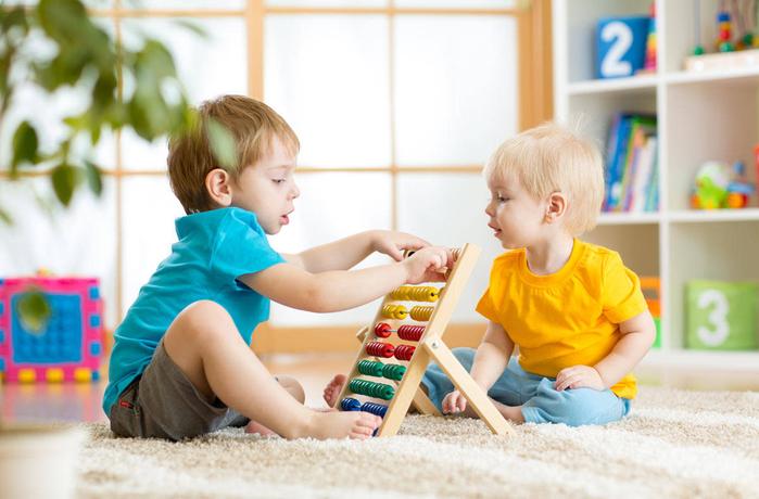 Детский мир. Как учить ребёнка считать