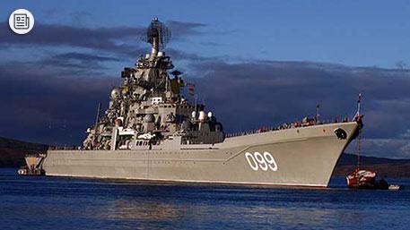 Почему моряков НАТО трясет от одного силуэта «Петра Великого»