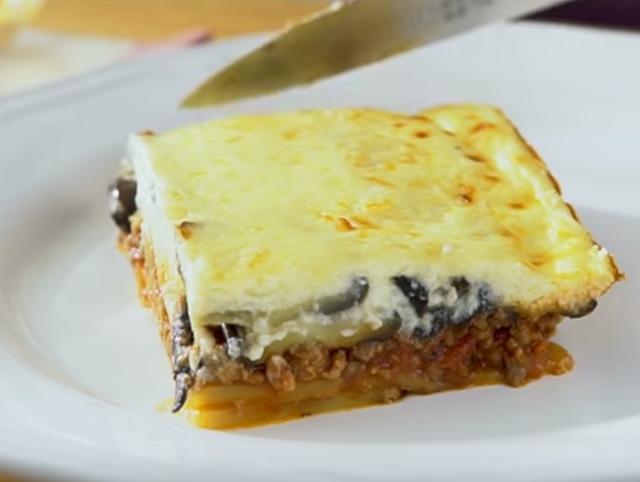 «Мусака»: вкусное греческое блюдо к ужину