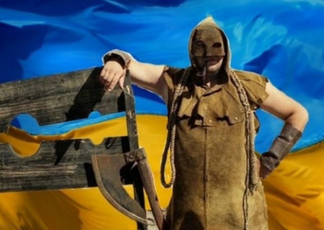 Тенденции европейской Украины: террор, слабоумие и отвага