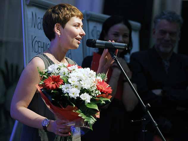 Российская писательница признана лучшим фантастом Европы