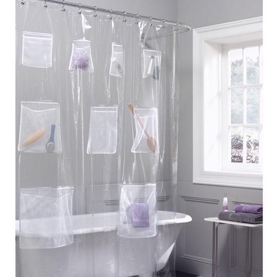 Купить шторы для ванной в СПб через интернет