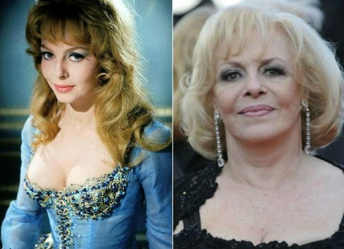 Популярные красавицы и красавцы кино тогда и сейчас. Некоторых, увы, время вовсе не пощадило…