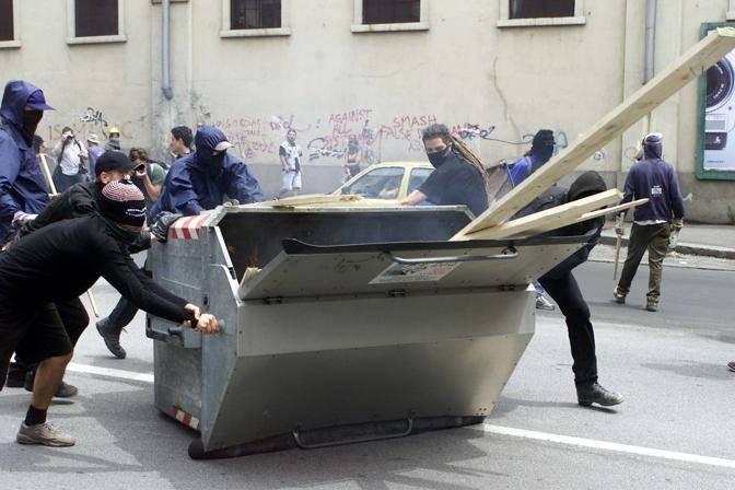 Пылающая Генуя 2001 года. Невыученные уроки Европы. Часть 2