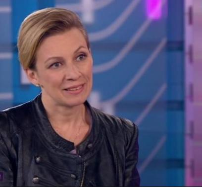Мария Захарова в интервью ра…