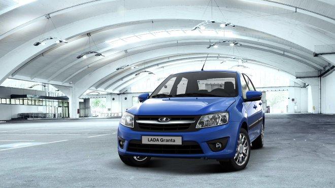 Россияне в Сети жалуются на отсутствие автомобилей LADA Granta в ТОПовой комплектации