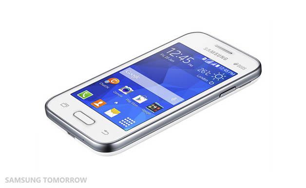 Samsung представила смартфоны Galaxy Ace 4, Galaxy Core II, Galaxy Young 2 и Galaxy Star 2