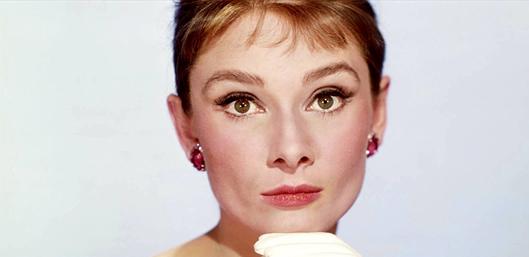 Изысканная красота Одри Хепберн – редкие кадры
