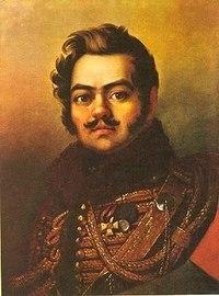 Смешной случай из жизни Дениса Давыдова (героя войны 1812 г)