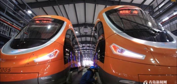 Китайские конструкторы создали трамвай на водородном топливе