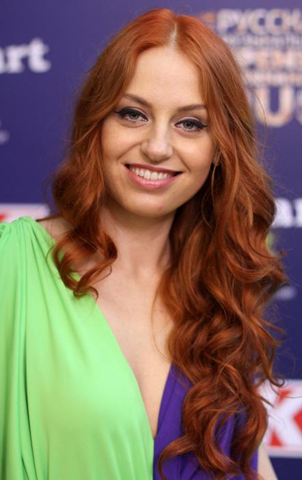 Российские знаменитости c рыжей шевелюрой