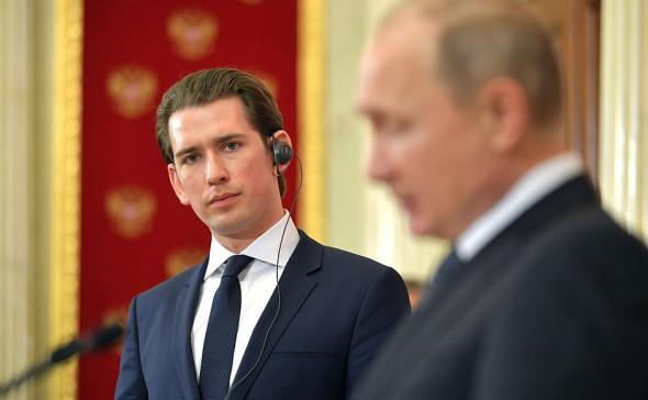 О визите Путина в Вену ....(…
