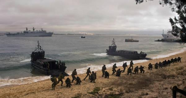 НАТО устраивает масштабные учения в Финляндии