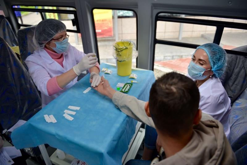 Камчатцы массово сдают тест на ВИЧ