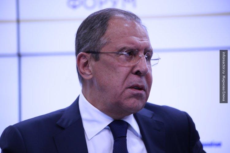 Лавров раскритиковал решение США о выходе из ядерной сделки по Ирану