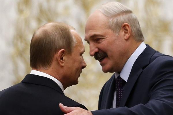 "Лукашенко: ""нагазовал"" на Пу…"