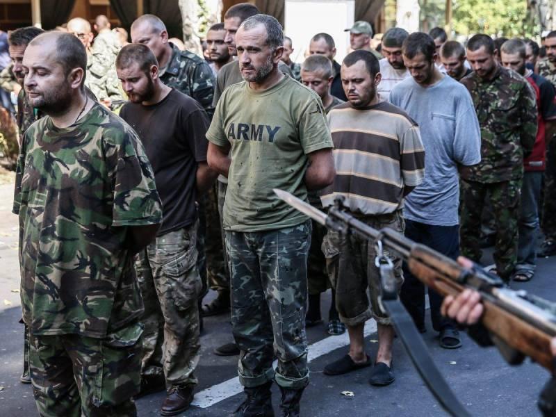 Закон Украины: все солдаты ВСУ, воюющие на Донбассе, — преступники