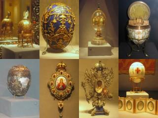 О судьбе наиболее значительных предметов антиквариата, утраченных после революции