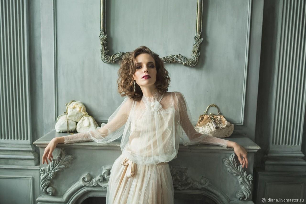 Романтичная аристократка