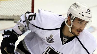 Хоккеист NHL Войнов, арестов…