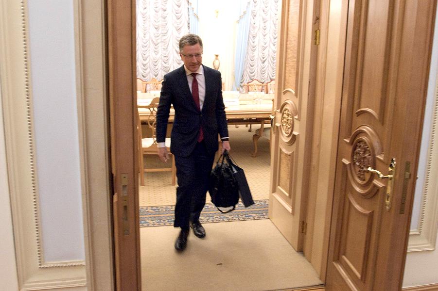 Волкер сдался? США поддержали инициативу Путина по миротворцам?