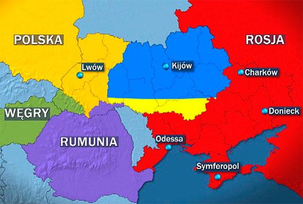 От Украины начали отрывать куски