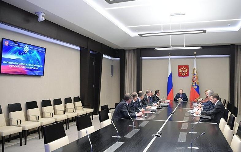 Экономическая безопасность — политика Путина