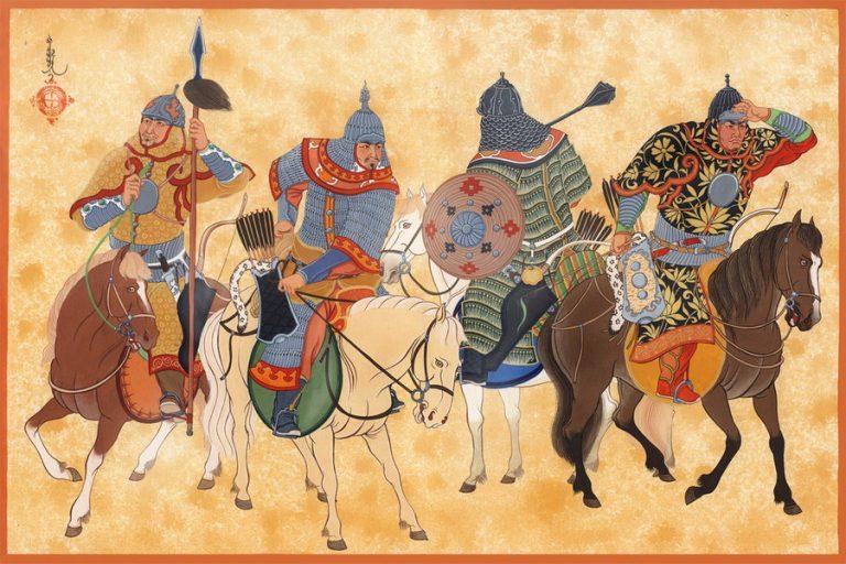 Монголы. Кто они и откуда пришли?